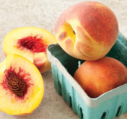 Fruit Seasonality in Louisiana