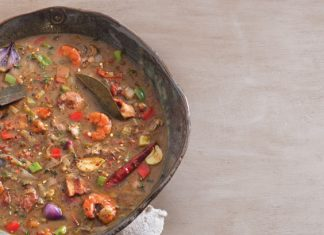Oyster Seafood Gumbo