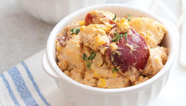 Crawfish Boil Potato Salad