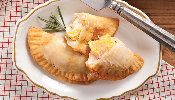 Mascarpone Peach Hand Pies
