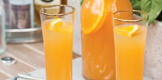 Spiced Rum Punch Recipe
