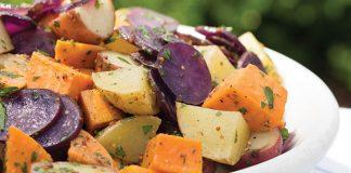 Four-Potato Salad
