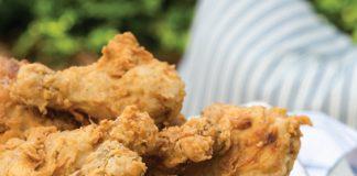 Cajun-Brined Fried Chicken