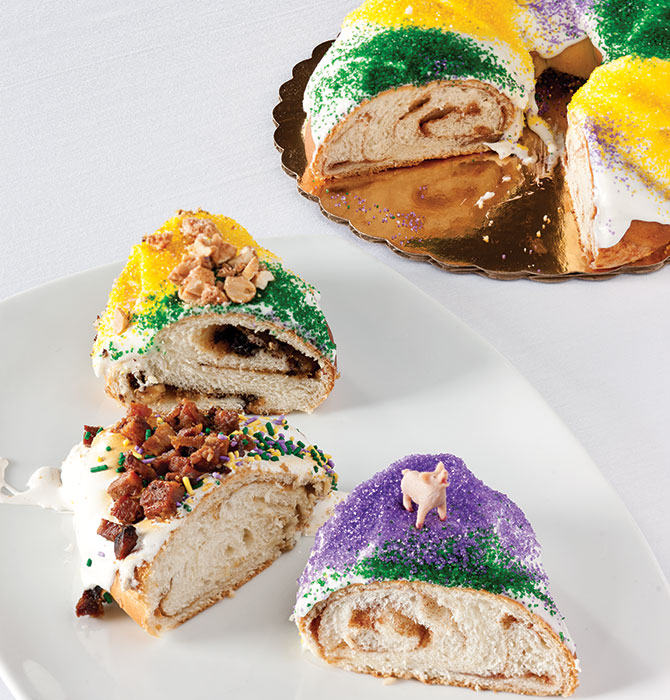 Kings of King Cake 9 of Louisianas Best King Cakes