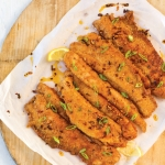 Pecan-Crusted Speckled Trout