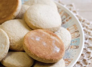 Pillowcase Cookies