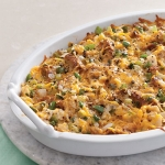 Crabmeat and Egg Casserole