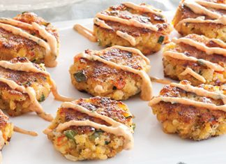 Crawfish Cakes