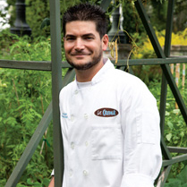 Chef Ryan André