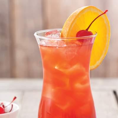 Classic Hurricane Cocktail