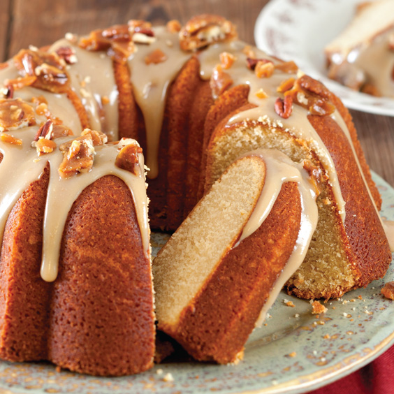 Simple Bundt Pound Cake Recipe