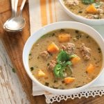 Sweet Potato Vietnamese Soup