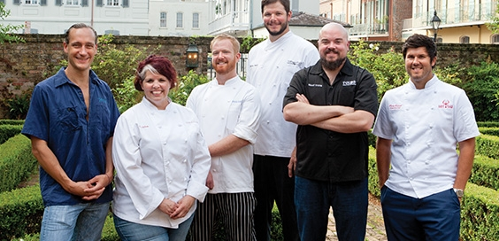 2014 Chefs to Watch