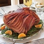 Satsuma Glazed Ham