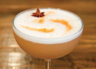 snow angel cocktail