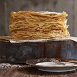 Biscoff Crepe Cake