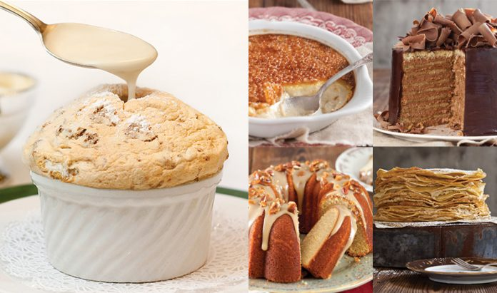 Showstopping Desserts