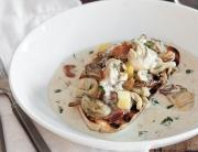 Meauxbar Oyster Pan Roast