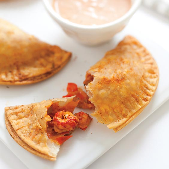 Crawfish Hand pies
