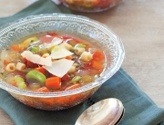 Minestrone with Fava Beans