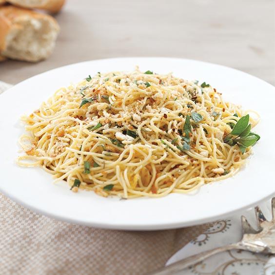 Pasta with St. Joseph's Sawdust