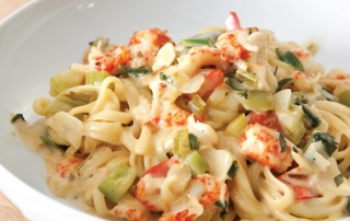 Crawfish Fettuccini