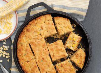 cracklin corn bread