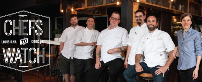 2015 Chefs to Watch