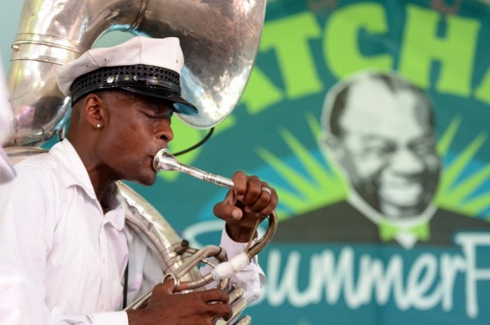 Satchmo SummerFest Returns to New Orleans