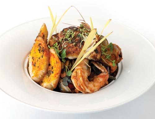 Southern-Style Cioppino