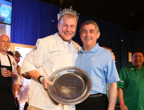 Great American Seafood Cook-Off Interview with Chef Michael Brewer