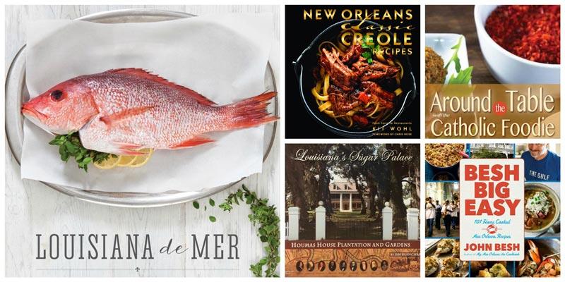 Cajun and Creole Cookbooks