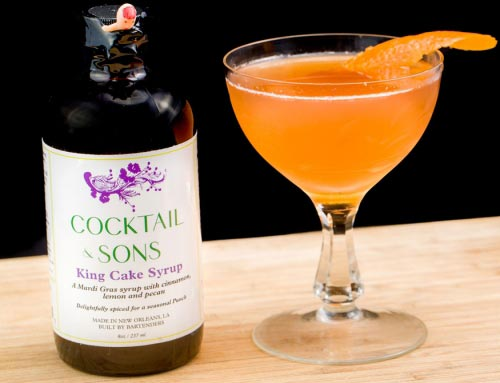 King Cake Cocktails? Yes, Please!