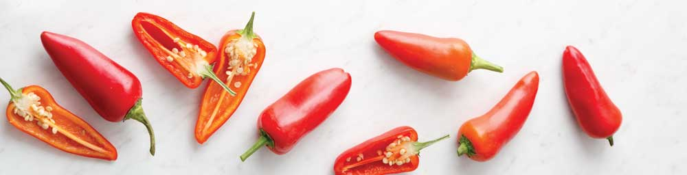 Fermented Hot Sauce Peppers
