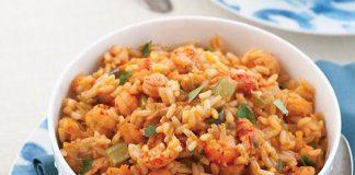 Crawfish Dirty Rice