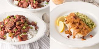 New ways with classic red beans