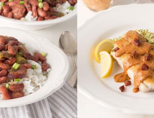Fresh Takes with Classic Red Beans