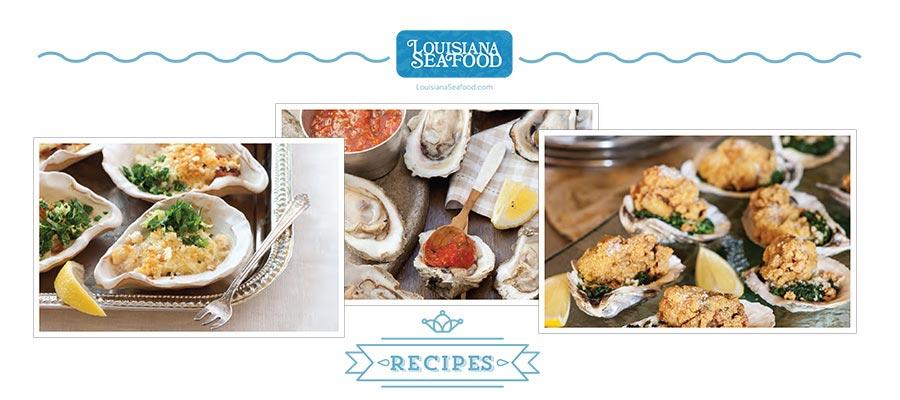 LA Seafood Recipes