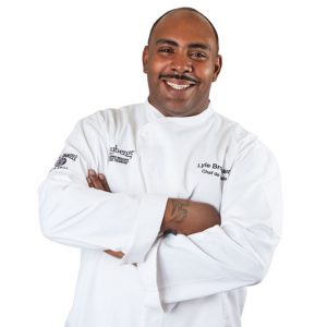 2016 Chefs to Watch - Chef Lyle Broussard, L'auberge Lake Charles