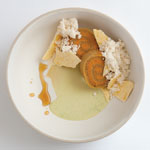 2016 Chefs to Watch - Chef Ruby Bloch, Sweet Potato Spice Cake