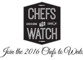 Join the 2016 Chefs to Watch at the Chefs to Watch Dinner