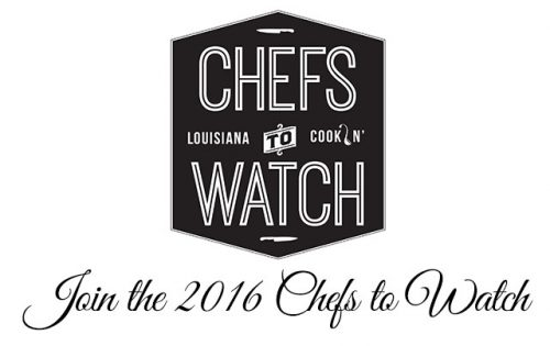 2016 Chefs To Watch - Join The 2016 Chefs To Watch