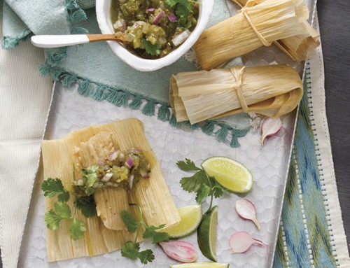 Duck Camp Tamales