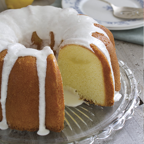 Old Fashioned Pound Cake Recipe