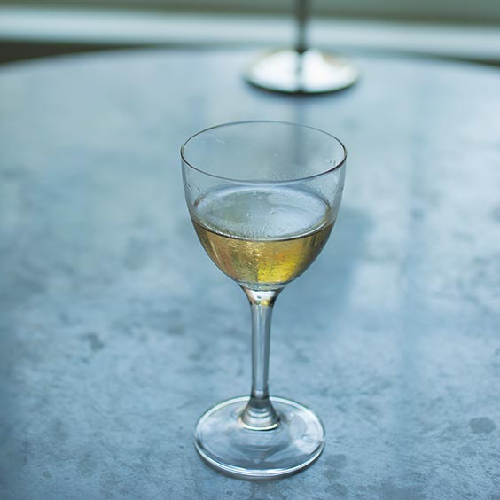 English Milk Punch