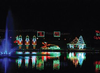 Natchitoches Christmas Festival of Lights