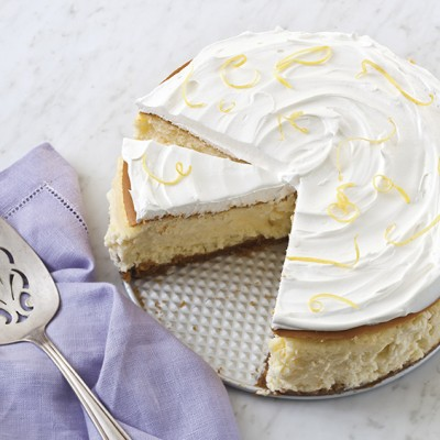 Creole Cheesecake