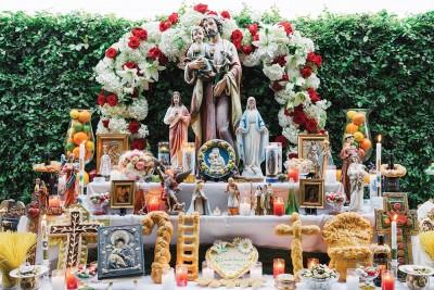 St. Joseph Altars in New Orleans