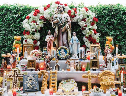 St. Joseph Altars in New Orleans