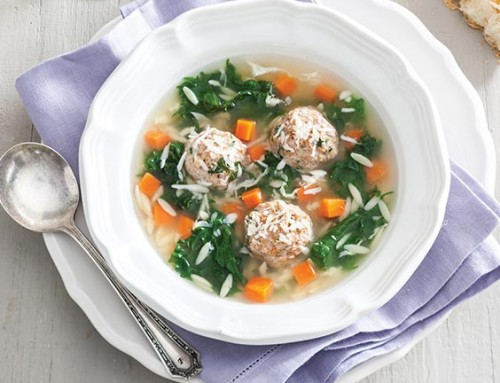 Cajun Wedding Soup